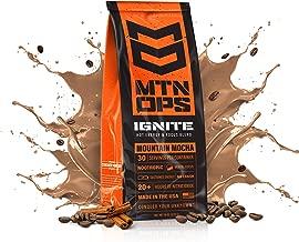 MTN OPS Hot Ignite Supercharged Energy Drink and Focus Enhancer, 30-Serving Bag
