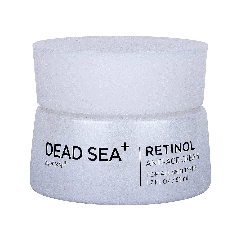 Dead Sea+ by AVANI Retinol Popular brand Day Collagen Cream A Year-end annual account Anti-Age