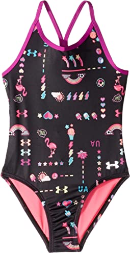 Best Life One-Piece Swimsuit (Little Kids)