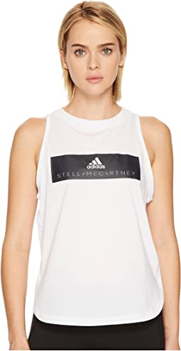 adidas by Stella McCartney - Essentials Logo Tank Top CD5305