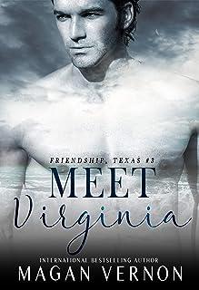 Meet Virginia: A Small Town Romantic Comedy (Friendship, Texas Book 3)