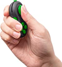 Duddy-Cam Fidget Pad - Perfect for Skin Picking - Anxiety and Stress Relief - Fidget Toy - Children and Adults (Green)