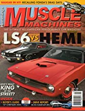 Hemmings Muscle Machines #92 2011 The Ultimate All-American Performance Car Magazine NASCAR IN NY: RECALLING FONDA'S DRAG DAYS Buyer's Guide 1957 Chrysler 300C