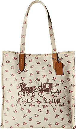 Horse and Carriage Tote