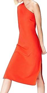 find. Amazon-Marke: find. Damen One Shoulder-Kleid