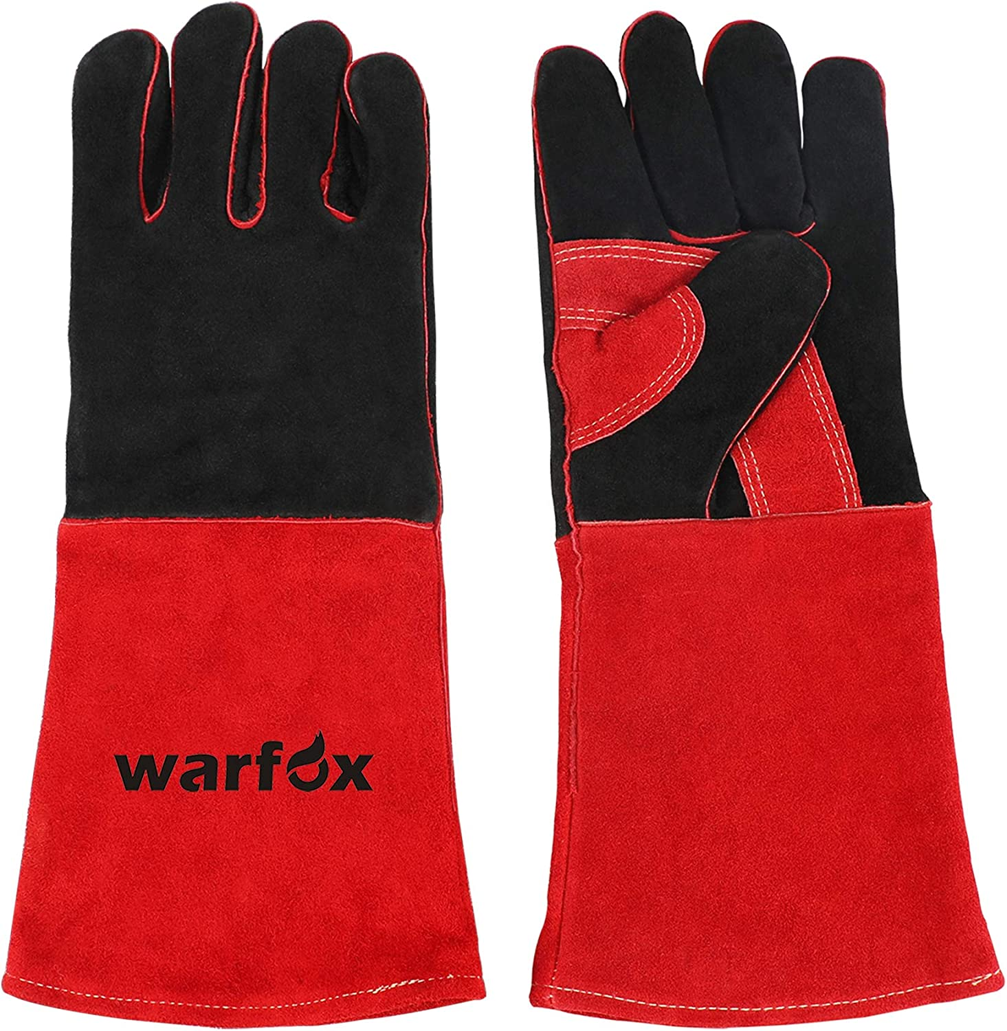 Colorado Springs Mall Leather Welding Gloves for Plasma Cutter Popular products Tig Welder Stick Ov Mig