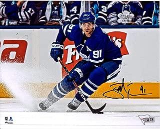John Tavares Toronto Maple Leafs Autographed 8