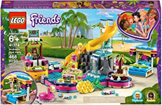 LEGO Friends Andrea's Pool Party for age 6+ years old 41374