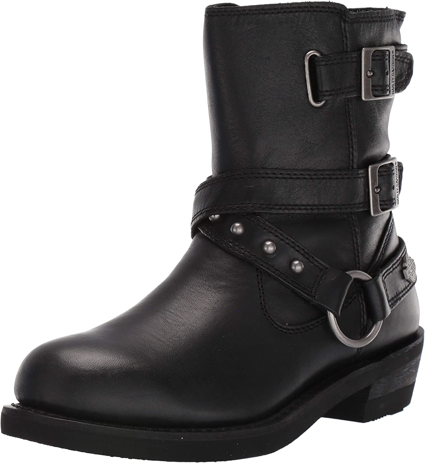 HARLEY-DAVIDSON 2021 Complete Free Shipping FOOTWEAR Women's Janice Motorcycle Boot