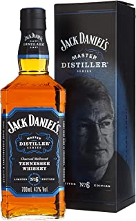 "Jack Daniel""s Tennessee Whiskey - 43% Vol. - Master Distiller Serie No. 6 - limited Edition"