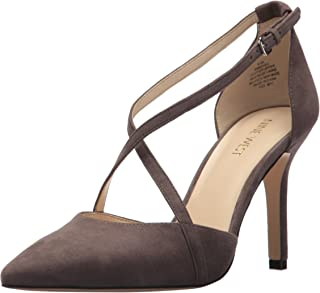 Nine West Womens Moira Suede Moira Suede