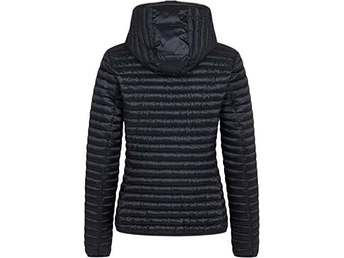 Save The Duck Iris Con Capucha Jacket Black Cos & Outerwear