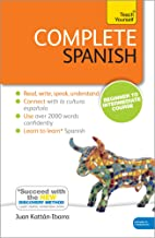 Complete Spanish: Teach Yourself: Enhanced eBook: New edition (English Edition)