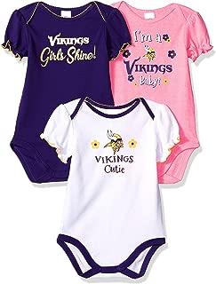 baby girl vikings apparel