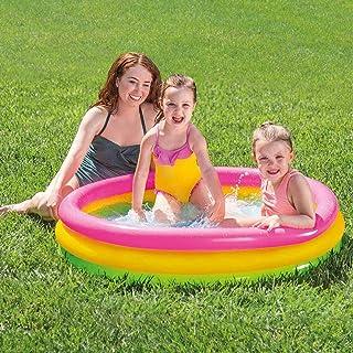 Intex Swim Center Pool For Unisex, Multi Color