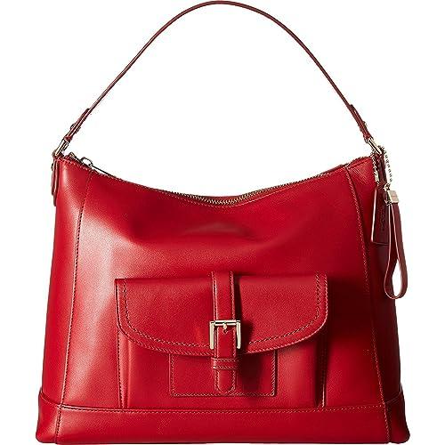f125af55 Red COACH Handbags: Amazon.com