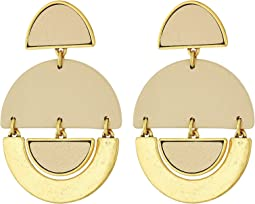 Lucky Brand - Leather Earrings