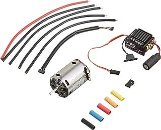 Graupner GM-Genius Turbo 80R/GM Race 540 6.5 T Sensored Brushless Motor and ESC Combo