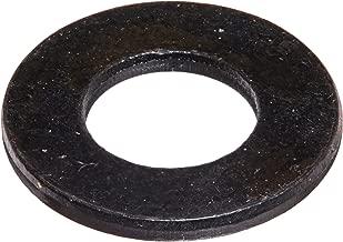Steel Flat Washer, Black Oxide Finish, ASME B18.22.1, 5/16