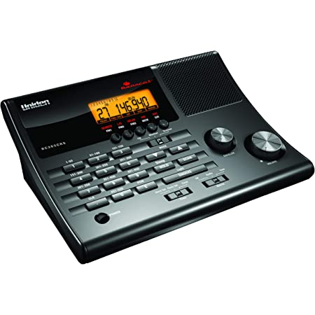 Uniden Bearcat Scanner with FM Radio - 500 Channels, Model Number BC365crs