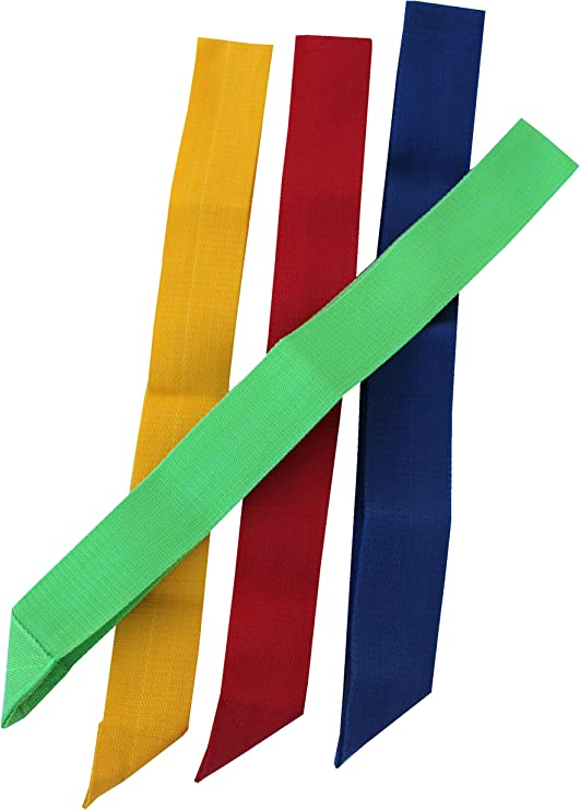 Parteibänder 12 x Bandschärpen Mannschaftsbänder,Teambänder in 6 Farben.90 cm*
