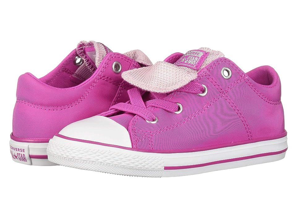 4b77a2d4c2f9 Converse Kids Chuck Taylor All Star Maddie Metallic Slip (Infant Toddler)  (Active