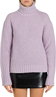 PHILOSOPHY Luxury Fashion Womens V09337102248 Purple Sweater | Fall Winter 19