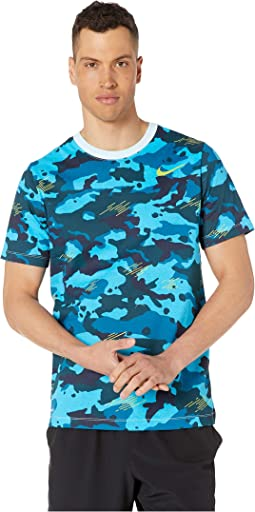 Dry Tee Dri-FIT™ Cotton Camo All Over Print