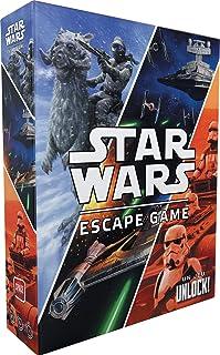 Unlock! Star Wars - - Asmodee - Jeu de société - Escape game - Jeu coopératif - Application gratuite