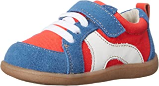 Johnny Leather Trainer (Toddler)