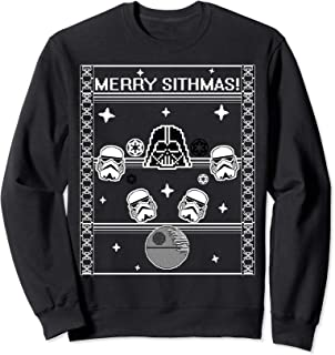 Awesome holidays Merry Sithmas sweatshirt
