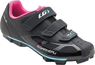 Louis Garneau Women's Multi Air Flex Bike Shoes for Indoor Cycling, Commuting and MTB, SPD Cleats Compatible with MTB Pedals