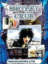 Motley Crue Broadcasting Live