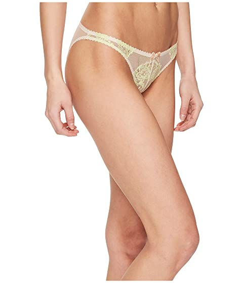 For Sale Very Cheap Discount 100% Guaranteed L'Agent by Agent Provocateur Angelica Mini Brief Nude/Lime Buy Cheap Websites Visa Payment Sale Online liUzgdGztO