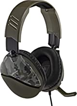 Turtle Beach Recon 70 Green Camo Gaming Headset for Xbox One & Xbox Series X|S, PlayStation 5, PS4 Pro & PS4, Nintendo Swi...