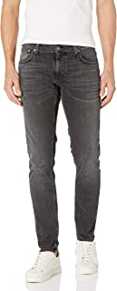Nudie Unisex Tight Terry Fade To Grey Jeans