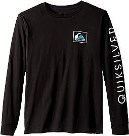 Quiksilver Kids - Hold Down Long Sleeve Shirt (Big Kids)