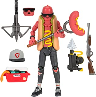 Fortnite Legendary Series, 1 Figure Pack - 6 Inch The Brat Collectible Action Figure - Includes 1 Harvesting Tool, 3 Weapo...