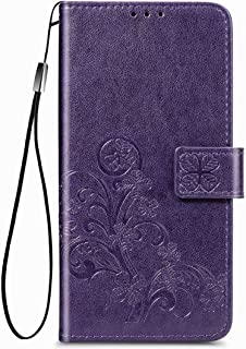 FTRONGRT Case for Oppo A93 5G, Wallet Flip Cover with Mobile Phone Holder and Card Slot,Magnetic PU leather wallet case fo...
