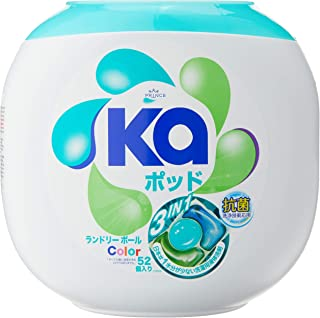 Ka Prince 3in1 Laundry Capsule - Color (16g x 52pcs), 52 count