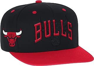 snapback bulls adidas