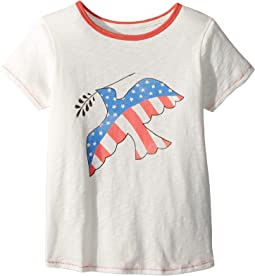 Peace Dove Tee (Toddler/Little Kids/Big Kids)