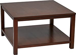 Best 30 inch square coffee table Reviews