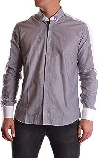 Luxury Fashion Mens MCBI23593 Grey Shirt   Season Outlet