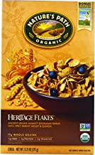 Nature's Path, Organic Heritage Flakes Cereal, 13.25 oz(Pack of 3)