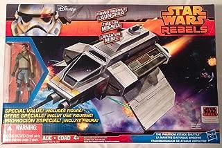 Star Wars Rebels Phantom Attack Shuttle with Bonus Figure Kanan Jarrus Exclusive Set
