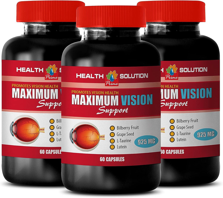 Vision Health Advanced Eye Fashion Maximum Ranking TOP1 Support - Supplement