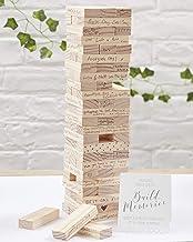 Ginger Ray Build A Memory Block Alternative Wedding Guest Book - Beautiful Botanics