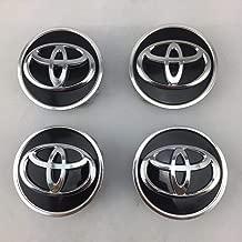 TOYOTA Set of 4 OEM Center Caps for 2015-2017 Prius Yaris Rav4 69628 4260306160