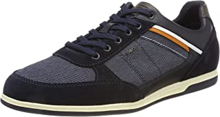 Geox Men's U Renan B Trainers